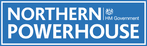 HM Government Northern Powerhouse logo