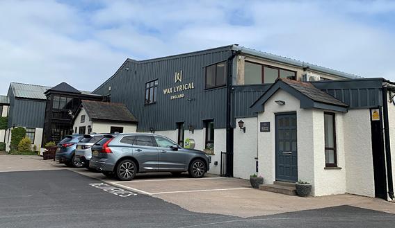 Photo of Wax Lyrical premises