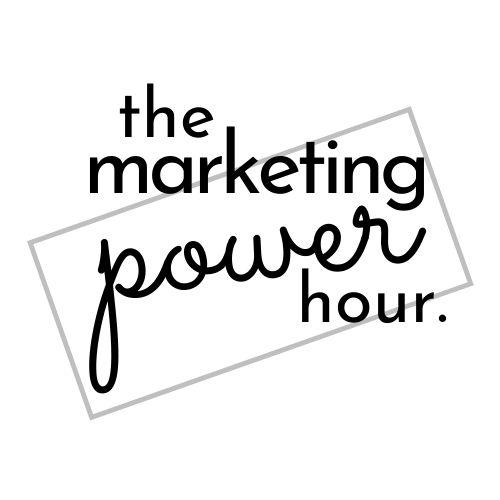 The Marketing Power Hour logo