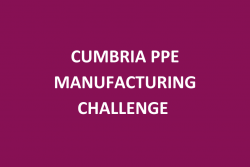 Businesses invited to join the Cumbria PPE Manufacturing...