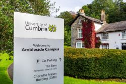 Working safely through COVID-19: University of Cumbria...