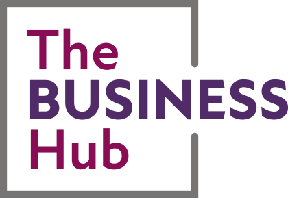 The Business Hub logo
